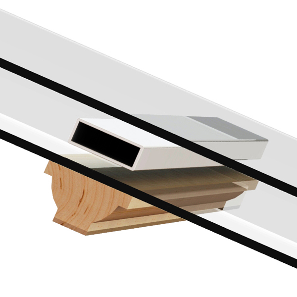 Combo Wood Aluminum