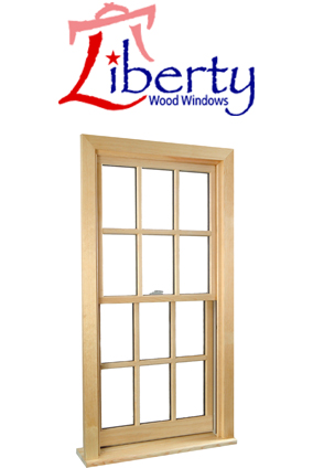 view more - Wood Frame Windows